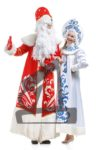 Дед Мороз в садик