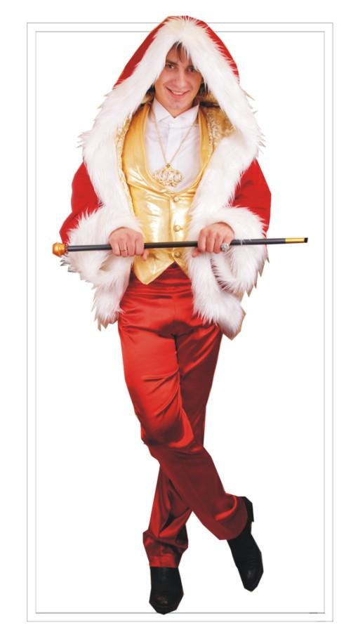 Дед Мороз – бармен