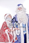 Дед Мороз в офис