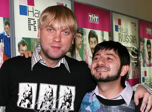 Артисты Наша Russia