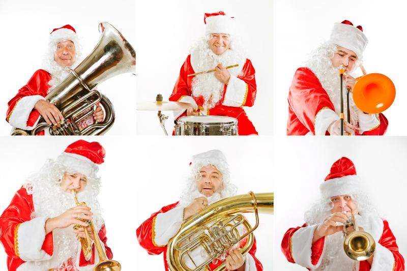 Оркестр Деда Мороза